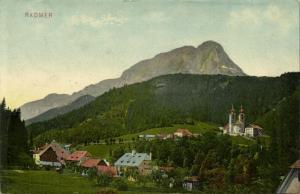 austria, RADMER, Steiermark, Panorama (1910s)