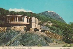 Alaska Juneau Mendenhall Glacier Visitors Center