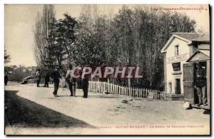 Postcard Old Customs Customs Customs Cerdanya Bourg Madame The post french cu...