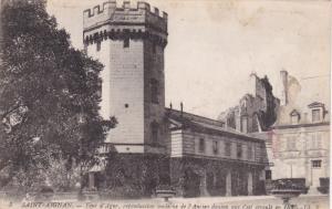 FRANCE, 1900-1910´s; Saint Aignan, Tour D´Agar