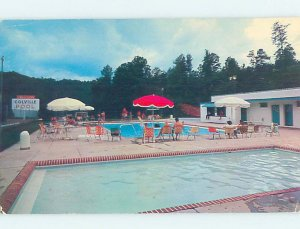 Pre-1980 SWIMMING POOL Ela - Near Whittier & Bryson City & Cherokee NC AF2299