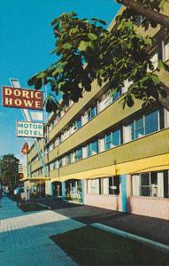 Doric-House Motor Hotel , VANCOUVER , B.C. , Canada , PU-1965