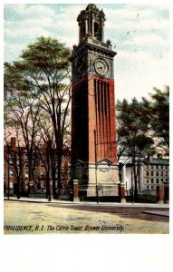 Rhode Island  Providence The Carrie Tower Brown University