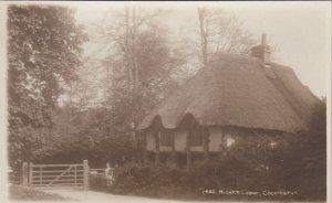RP: COCKINGTON, England, 1900-10s; HIgher Lodge
