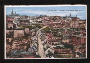 059565 Luxembourg Faubourg du grund et Ville haute