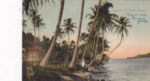 COLON, Panama, PU-1908; Around the Beach