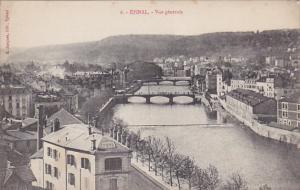 EPINAL, Vosges, France, 1900-1910's; Vue Generale, Bridges
