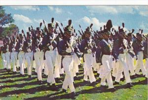 Cadets On Parade West Point New York 1971