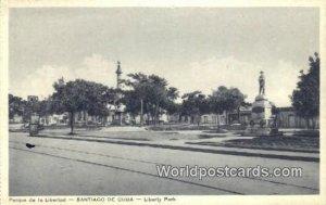 Parque de la Libertad, Liberty Park Santiago de Cuba Cuba, Republica De Cuba ...