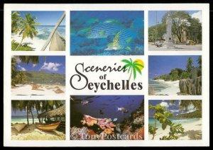 Sceneries of Seychelles