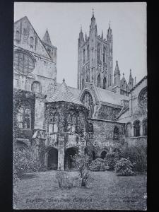 Kent: Canterbury Cathedral, Baptistry, Old Postcard by J.G.Charlton