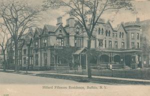 BUFFALO , New York , PU-1906 ; Millard Fillmore Residence