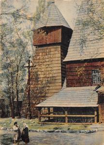 Poland Bytom - zabytkowy kosciolek