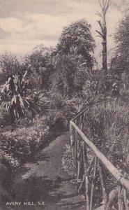 LONDON, England, PU-1919; Avery Hill
