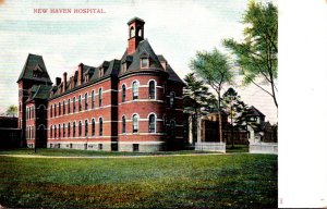 Connecticut New Haven Hospital