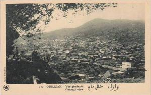 Morocco Ouezzan General View 1920s-30s