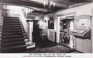 RP, Oak Entrance Hall Of The Guild Inn, The Guild Of All Arts, Scarborough, O...