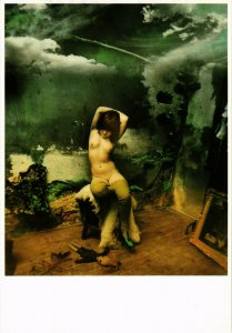 CPM F1683, JAN SAUDEK, SAUDEK. LOVE, LIFE & OTHER SUCH TRIFLES 1991 (d1342)
