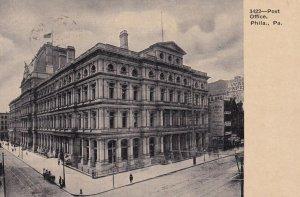 PHILADELPHIA, Pennsylvania, PU-1910; Post Office