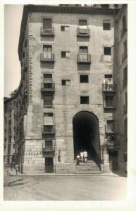 Spain Madrid Arco de Cuchilleros 01.88