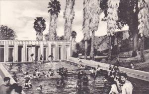 California Paraiso Hot Springs Swimming Plunge At Hot Springs Albertype