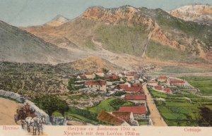 Montenenegro , Cetinje. 00-10s ; #2