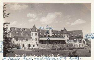 RP: The Chanteclas , STE ADELE ,Quebec, Canada , 1942