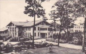 New York Mount Mcgregor New York State Veterans Rest Camp Administration Buil...