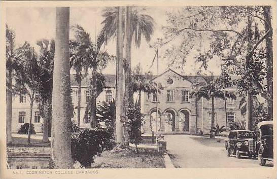 Codrington College , Barbados , B.W.I. , 10-30s