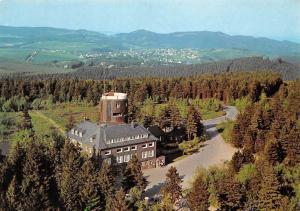 Astenturm Hochsauerland Tower Forest Panorama Village