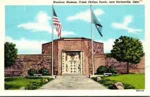 Woolaroc Museum Frank Phillips Ranch Near Barttlesville Oklahoma Curteich