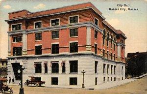City Hall Kansas City Kansas