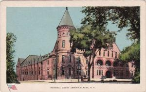 National Guard Armory Albany New York