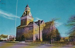 Montana Dillon Beaverhead County Court House