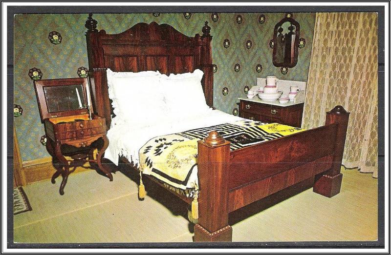 Kentucky, Lexington Henry Clay's Girls Bedroom - [KY-010]