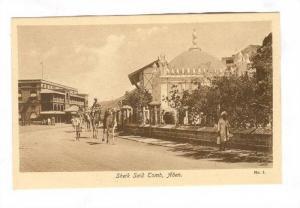 Street view, Sheik Said Tomb, Aden , Yemen, 00-10s