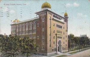 Colorado Denver El Jebel Temple 1911