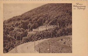 Wien , Hohenstrasse m. Kobenzl , Austria , PU-1937