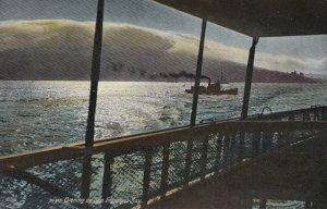 SAN FRANCISCO, California, 1900-10s ; Evening in Bay