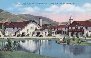 Challenger Inn - Village of Sun Valley, Idaho