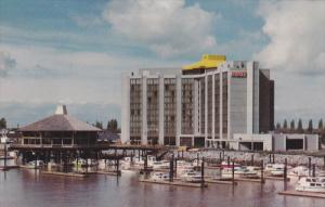 Vancouver Airport Hyatt House, Richmond, British Columbia, Canada, 1950-70s