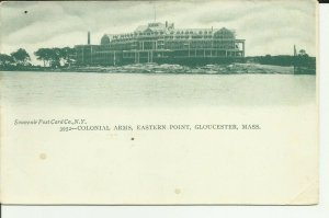 Gloucester,Mass., Colonial Arms, Eastern Point