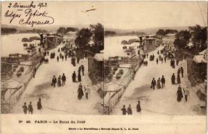 CPA PARIS 16e Le Point du Jour. STEREO (536226)