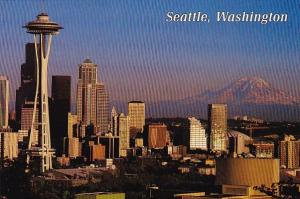 Washington Seattle The Downtown Business District