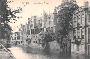 Bruges Belgium, Belgique, Belgie, Belgien Le Palais du Franc Bruges Le Palais...