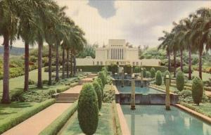 Hawaii The Mormon Temple
