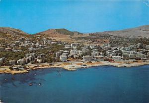 Greece Attiki Varzika Partial view of the Beach Strand Gesamtansicht