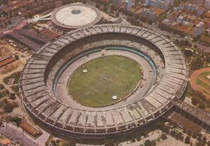 Soccer Stadium , Rio De Janeiro , Brazil , 50-70s
