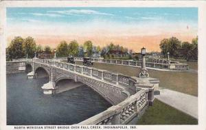 North Meridian Street Bridge over Fall Creek,  Indianapolis,Indiana, 00-10s