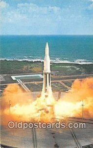 Initial Launch Saturn C1 Unused